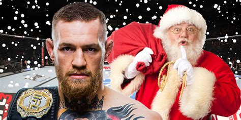 Similar with conor mcgregor png. WATCH: Conor McGregor Has Challenged Santa To An Epic ...