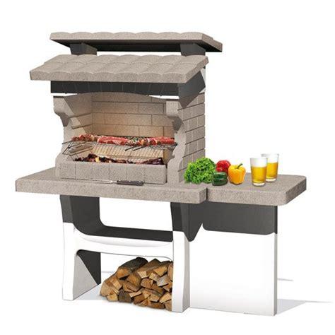 meuble cuisine beige barbecue fixe barbecue béton barbecue en leroy