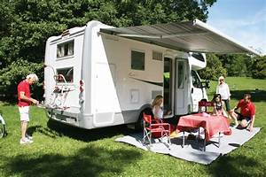 Fiamma F45 Eagle Self Supporting Motorcaravan Awning