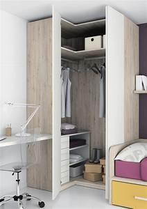 Petit Dressing D Angle : armoire d angle alinea advice for your home decoration ~ Premium-room.com Idées de Décoration