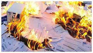 what archives uk ordered destruction of 39embarrassing With burning documents
