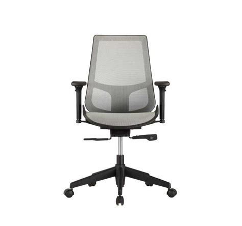 grey fabric office chair estyle534 office chairs