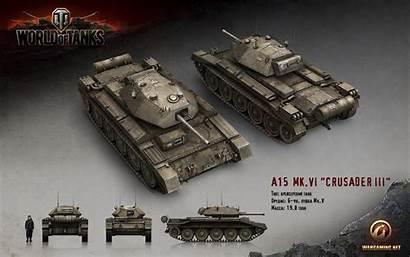 Crusader Crusaders Wargaming Tanks Tank