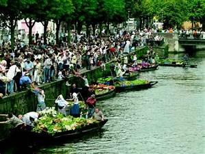Les Hortillonnages D Amiens : les potagers flottants des hortillonnages ~ Mglfilm.com Idées de Décoration