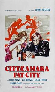 """Movie Poster of the Week: John Huston's """"Fat City"""" on ..."""