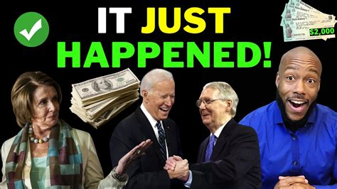 CHECKS OUT NOW! $2000 4th Stimulus Check Update Today ...
