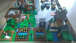 Custom Lego Minecraft – House & Home DIY