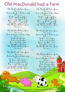 Chanson Bebe Anglais : old macdonald had a farm pictures to pin on pinterest thepinsta ~ Medecine-chirurgie-esthetiques.com Avis de Voitures