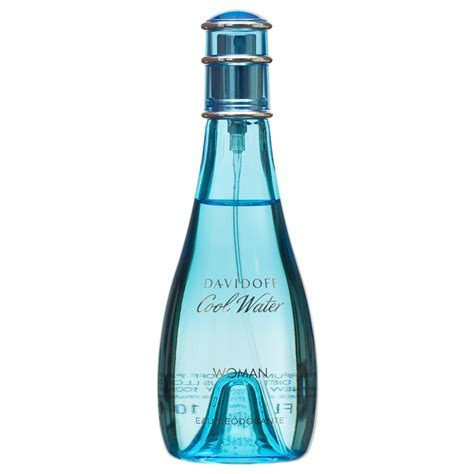 Davidoff Cool Water Woman 100ml   Cheap Womens Fragrances