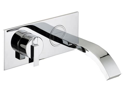 kitchens and baths made bristan chill wall mounted bath filler tap