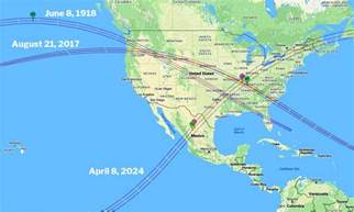 Solar Eclipse 2024 Path