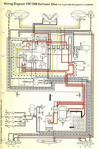 1968 Karmann Ghia Wiring Diagram