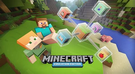 minecraft education edition announced  ms buys