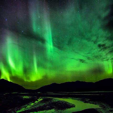 denali national park northern lights 15 most popular photos of u s national parks on twitter
