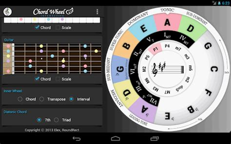 Free for commercial use no attribution required high quality images. Chord Wheel: Circle of 5ths LE (android)