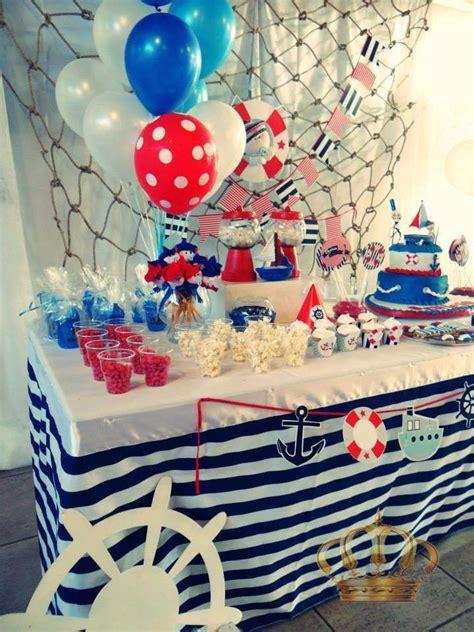 Ideas Nautical Theme by Nautico Birthday Ideas Nautical Ideas