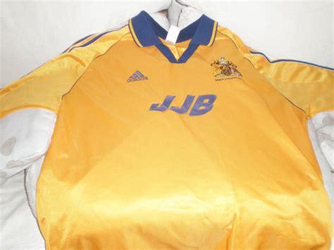 Wigan Athletic Away football shirt 1998 - 2000. Sponsored ...