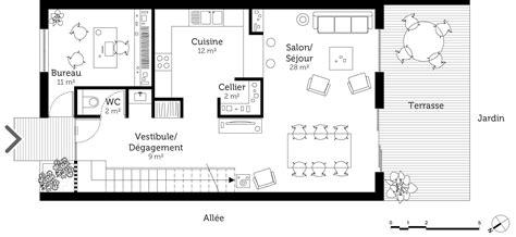 etag e bureau plan maison à étage 130 m ooreka