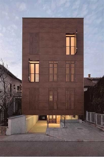 Housing N1 Studio Simovic Modern Archdaily Building