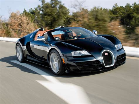 Bugatti will only be making 500 units of the chiron, and car #300 just left the factory in molsheim, france, approximately five years after assembly of the series commenced. Bugatti Veyron Grand Sport Buying Guide