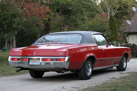 Pontiac Grand Prix by 1972 Pontiac Grand Prix Overview Cargurus