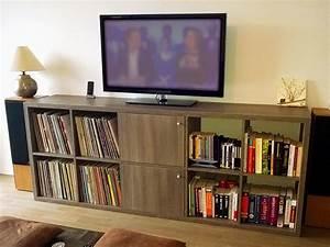 Meuble Tv 1m : nos meubles de salon living meuble tv sur mesure dessinetonmeuble ~ Teatrodelosmanantiales.com Idées de Décoration