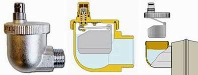 automatische entlüfter heizung funktioniert nicht entl 252 ftungsventile shkwissen haustechnikdialog