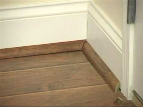 installing quarter how to install quarter round 171 furniture woodworking wonderhowto