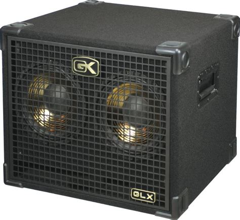 2x10 Bass Cabinet Neo by Gallien Krueger Goldline 210glx 2x10 Bass Speaker Cabinet