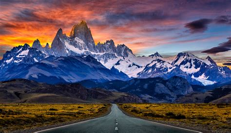 mount fitzroy hd wallpapers backgrounds wallpaper abyss