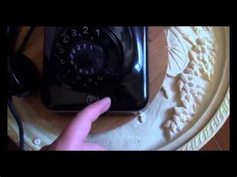 siemens w48 telefono bachelite che chiama un cellulare youtube