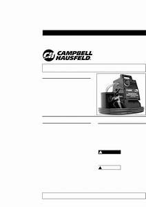 Campbell Hausfeld Paint Sprayer Ez5000 User Guide
