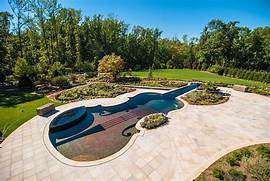 Swimming Pool Design Shape Swimming Pool Idea Inspired By Shape Of A Violin Posh Enough Swimming