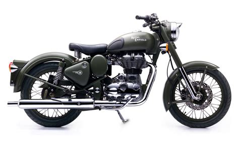 Enfield Image by Motorcycle Pictures Royal Enfield Bullet C5 Efi 2011