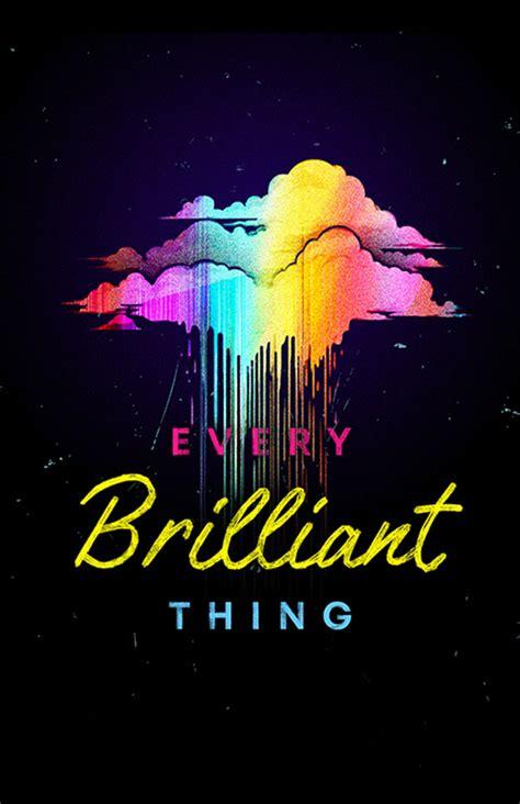 Every Brilliant Thing | San Luis Obispo Repertory Theatre