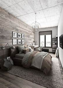 35, Awesome, Masculine, Bedroom, Design, Ideas, Bedroom