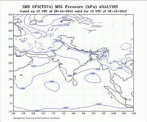Twin Low Pressures  U2013 One Over Arabian Sea  U0026 Another Over