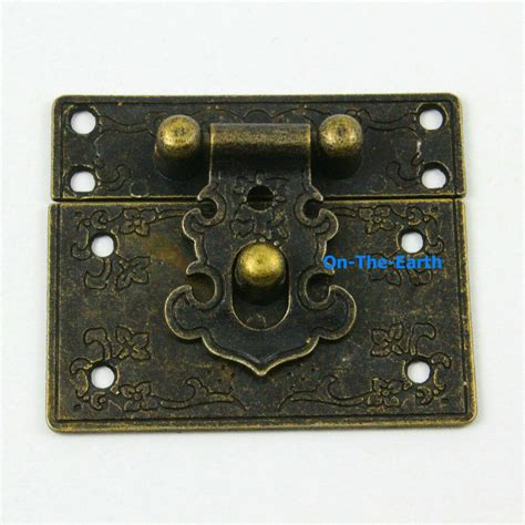 decorative latches for boxes 10 antique brass decorative hasp jewelry box hasp latch