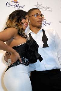 Celebrity Couple? Ashanti and NellyTalking Pretty ...