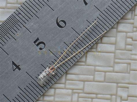 100 pcs 2 6mm clear 6 3v 60ma miniature bulbs grain of