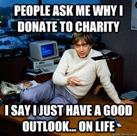 Charity Meme - our favorite microsoft memes techrepublic