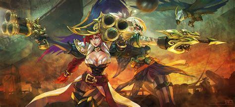 League Of Legends, Miss Fortune, Quinn Wallpapers Hd