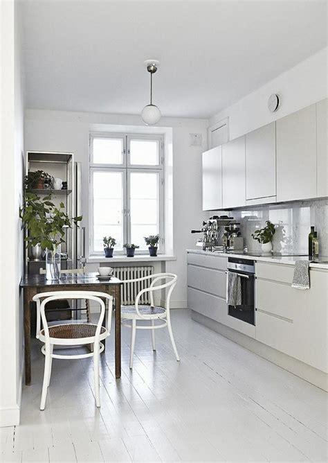cuisine blanche modèle cuisine blanche en 50 idées inspirantes