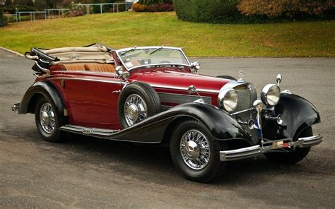 Mercedes Benz, Car, Vintage Wallpapers Hd / Desktop And