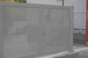 Fenster Elektrisch öffnen : hoftor mit t r elektrisch zum ffnen mit komfortablen ~ Watch28wear.com Haus und Dekorationen