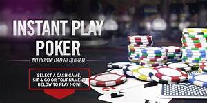 Play Online Poker At Playersonly