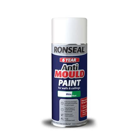 Bathroom Paint Anti Mold by Anti Mould Spray Paint Ronseal