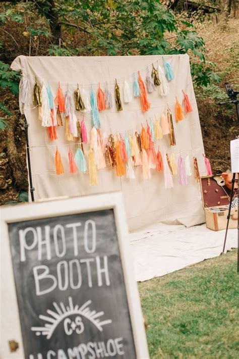 25 best ideas about wedding photo booths on