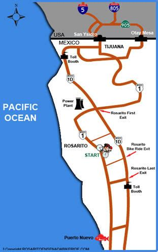 rosarito beach baja california mexico