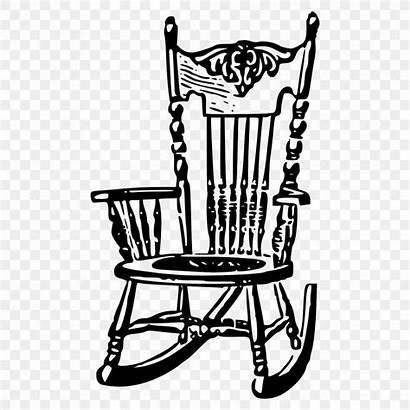 Clipart Chair Adirondack Rocking Chairs Clip Svg